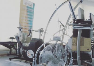Laboratorio Tecma-CyclistGo Training